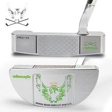 Nieuwe Golfclubs Putter Mannen Steel Shaft Zilver 33 34 35Inch X1 X2 X3 Drie Paragraaf Is Beschikbaar Voor kiezen Freeshipping