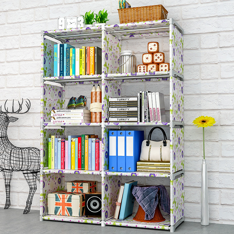 GIANTEX Bookshelf Storage Shelve for books Children book rack Bookcase for home furniture Boekenkast Librero estanteria