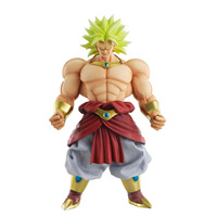 25CM Japanese Anime Dragon BALL Z Super Saiyan 5 Broli SON GOKU GOHAN Vegeta Kakarotto Action