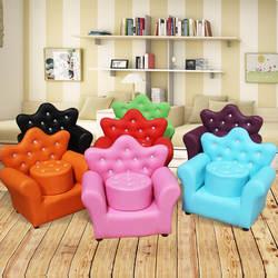 Детская Корона принцесса диван милый мультфильм детский сад мини-диван подарок игрушка сиденье для девочки LM6031703py