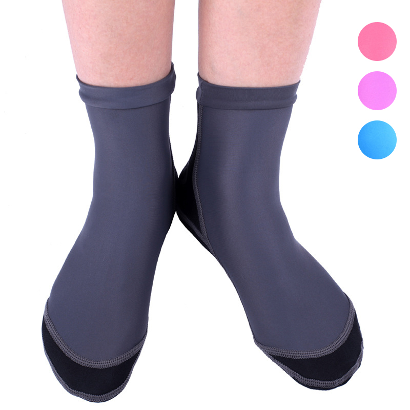 1.5MM Neoprene Diving Socks Scuba Surfing Swimming Socks Water Sports Anti Scratch Snorkeling Boots B2Cshop