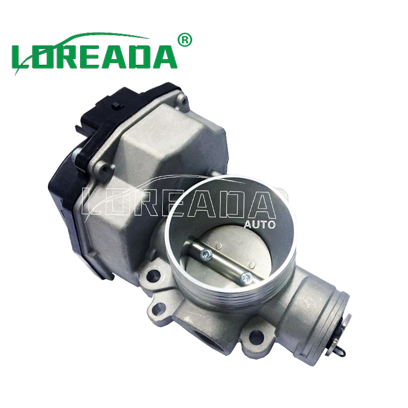 Throttle Body For PEUGEOT 1007 207 bipper Partner Kasten FIAT Fiorino Qubo CITROEN C2 C3 Bivalent Nemo 408239821001 9640796280 сумки fiorino сумки