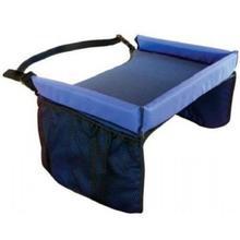 Детский стол водонепроницаемый Практичный Прочный для хранения автокресло портативный сплошной цвет детский стол