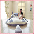Modern Totoro Double bed mat Cushion/Sleeping Bag Huge Cute Cartoon Bed memory foam mattress Cover pad bedding set 170x200CM