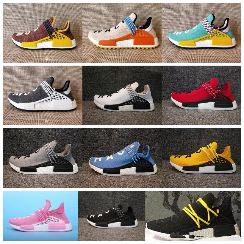 2018 New Human Race Pharrell Williams Hu Men Womens Running Shoes NMD XR1 Sports  Shoes Eur 73d27aff8