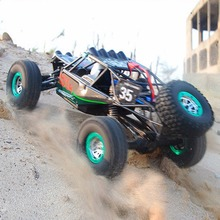 WLtoys K949 Big RC Car 1/10 2.4Ghz RC Remote Control Truck double speed Dirt Drift Car Cars 4WD RC Climbing Short Course RTF CAR