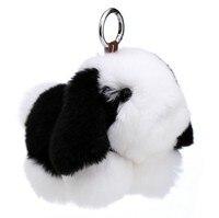 Новая мода Ключи цепи брелок собака брелок сумка Ключи Пряжка Интимные аксессуары Новогодние товары подарок 1 шт.