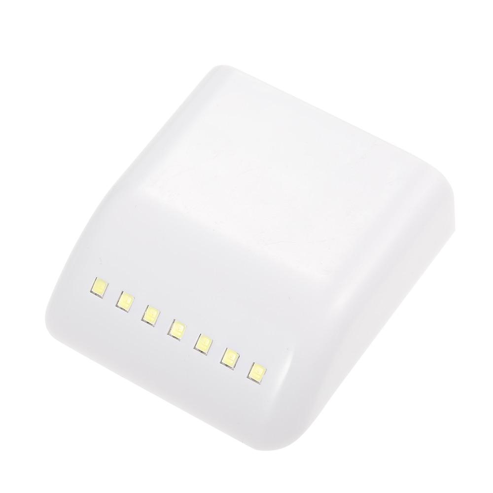 DC12V 1.75W  Nightlight Capacitive Sensor 7 LED Under Cabinet Light Lamp for Kitchen Closet Shoescase Display