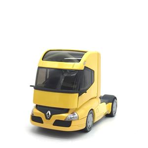 1:43 diecast Truck Alloy Car Model for Renault Length 15cm(China)