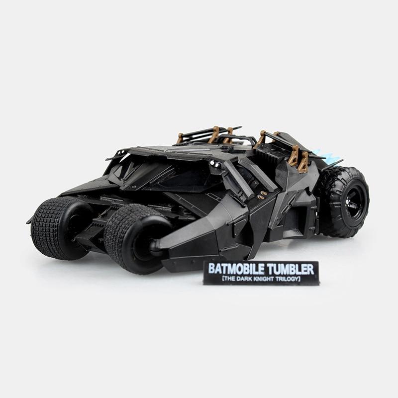 SAINTGI Batman v Superman Dawn Justice Arkham Knight Batmobile Tumbler DC Super Heroes PVC 16CM Action Figure Collection Model
