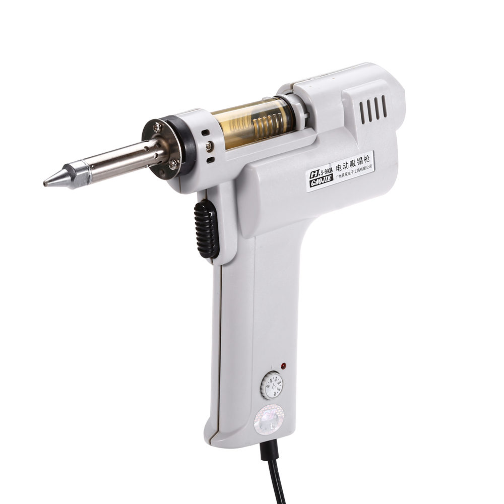 New S-993A 110V 100W Electric Vacuum Desoldering Pump Solder Sucker Gun