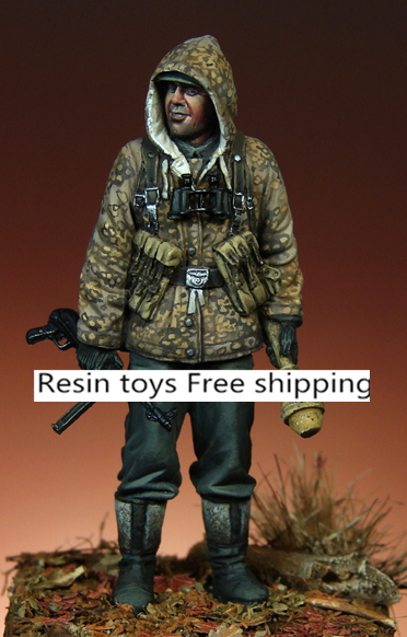 pre order-Resin toys  35018 German Grenadier 1943 - 45  Free shippingpre order-Resin toys  35018 German Grenadier 1943 - 45  Free shipping