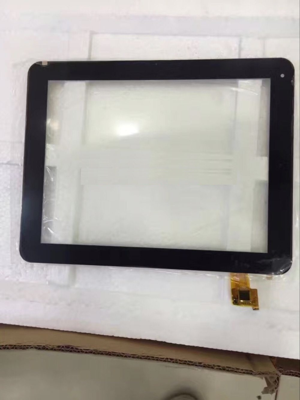 9.7 touch panel For Bliss Pad R9733 Tablet touch screen panel Digitizer Glass Sensor Replacement Free Shipping new capacitive touch screen touch panel digitizer glass replacement for 9 7 bliss pad r9720 bpr9720 tablet free shipping