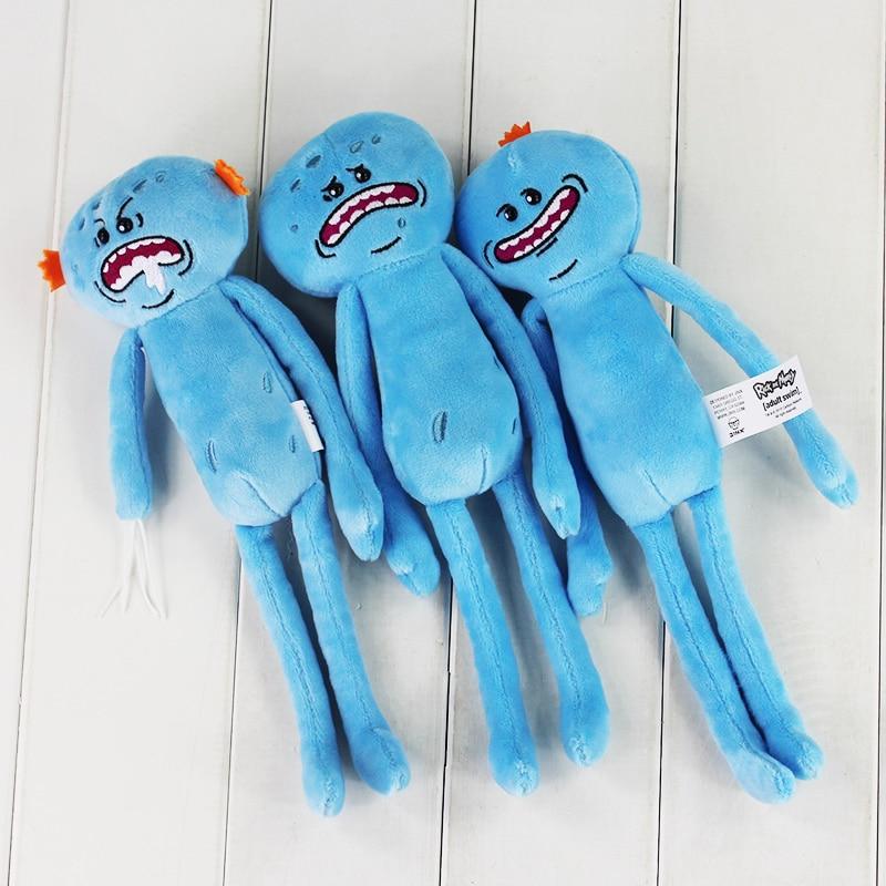 Venta al por menor 25cm Rick y Morty rellenos de peluche juguetes - Peluches y felpa - foto 5