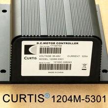 Контроллер двигателя постоянного тока PMC 1204M-5305 Модернизированный 1204M-5301 для Curtis 36V 48V 325A контроллер двигателя