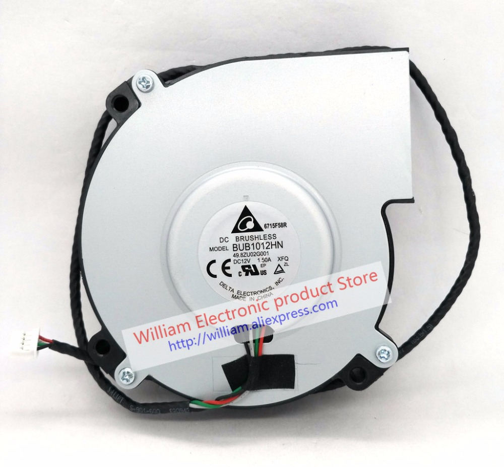 New Original Delta BUB1012HN DC12V 1.50A 4Lines for Projector Blower Cooling fan new original bp31 00052a b6025l12d1 three wire projector fan