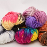 Wool 4 Shares Of The Ice Line Thick Wool Knitting Needle Thread Scarf Line 2016 Fashion