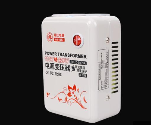 110V/120V to 220V/240V Step-Up Voltage Converter 500W Transformer 1pcs lot sh b17 50w 220v to 110v 110v to 220v