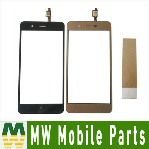 1PC/ Lot For BQ5044 BQ-5044 BQS-5044 BQ 5044 BQS 5044 Stricke LTE Touch Screen Replacement Black Gold Color with tools +Tape
