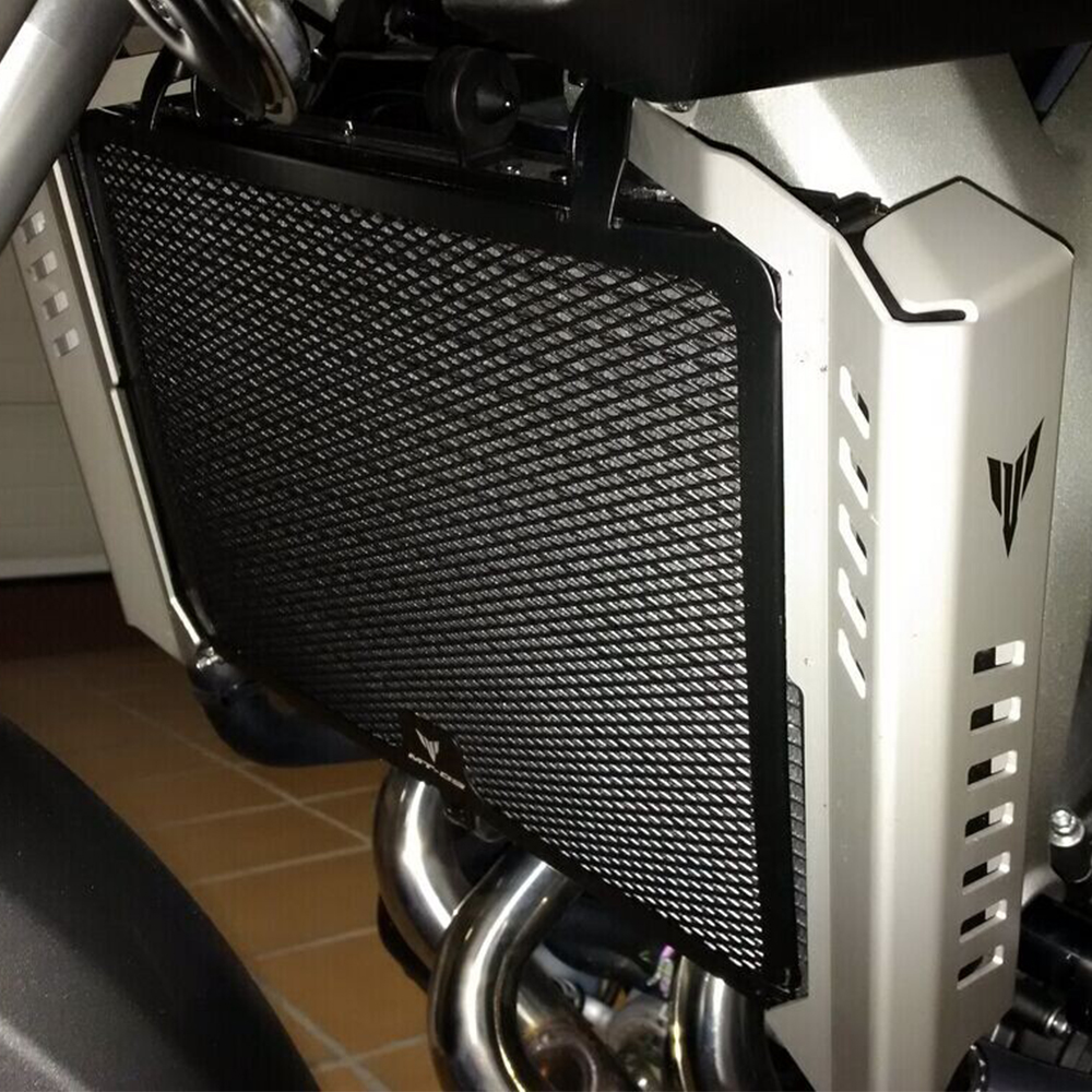 MT 09 MT09 Radiator Grills Grille Guard Cover Protector For Yamaha MT 09 Tracer  MT-09 FZ-09 accessories 2014 2015 2016 2017 motorcycle radiator protective cover grill guard grille protector for kawasaki z1000sx ninja 1000 2011 2012 2013 2014 2015 2016