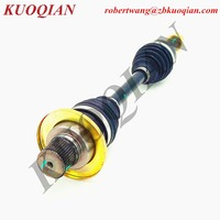 KUOQIAN ATV REAR LEFT DRIVE SHAFT CV AXLE FOR CFMOTO 500CC UTV ATV QUAD DUNE BUGGY SPARE PARTS 9010 280100 1000