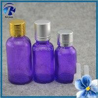 Purple  Glass BottlesE Liquid For E Cigarette 15 ml Glass Bottles for Oil Glass Bottles Essential Oils Lab Glass Bottle E Liquid