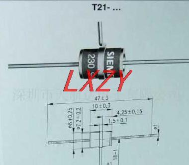 Scarico V10-H30X B88069X4330C251 ad alta potenza di scarica 3000 VScarico V10-H30X B88069X4330C251 ad alta potenza di scarica 3000 V