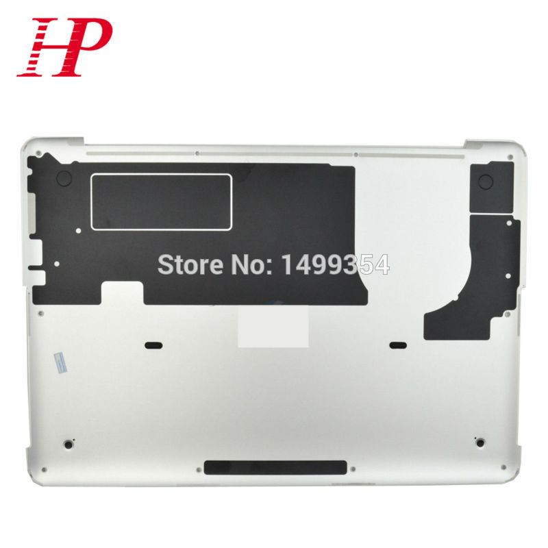 Genuine New Early 2015 Year A1502 Lower Case for Apple Macbook Pro 13 A1502 Bottom Case Battery Cover 604-02878-A for macbook pro 13 lower case a1502 bottom case cover retina 2013 2014 2015