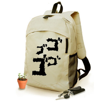 Anime ONE PUNCH-MAN Cosplay  Anime Student campus men and women backpack