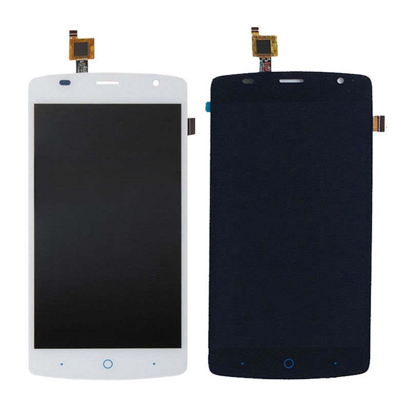"""Image 2 - 5.0"""" for zte blade L5 plus LCD liquid crystal display touch screen digitizer L5 plus display mobile phone repair parts + tools-in Mobile Phone LCD Screens from Cellphones & Telecommunications"""