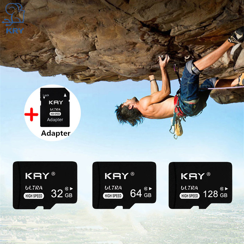 Mini Memory Card 8 16 32 64 128 GB Class 10 Flash Card TF SD Cards 128GB 8GB 16GB 64GB 32GB Cartao De Memoria With Adapter