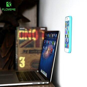 FLOVEME 2017 Newest Anti Gravity Case For iPhone 7 6 6s Plus Phone Cases Cover For iPhone 5s 5 6 7 X iPhone7 Plus Anti-Gravity