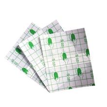 100 ピース/ロット医療透明テープ絆創膏通気性防水抗アレルギー薬用創傷被覆材固定テープ