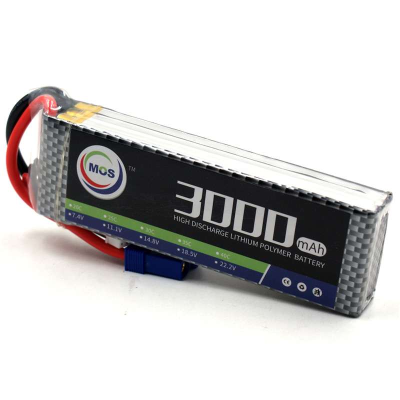 MOS RC LiPo Battery 3S 11.1v 3000mAh 35C Rechargeable Batteries For RC Airplane Drone Helicopter Car 3S Li-ion batteria AKKU lauren ralph lauren new deep blue navy women s size 8 slim leg relaxed pants $98