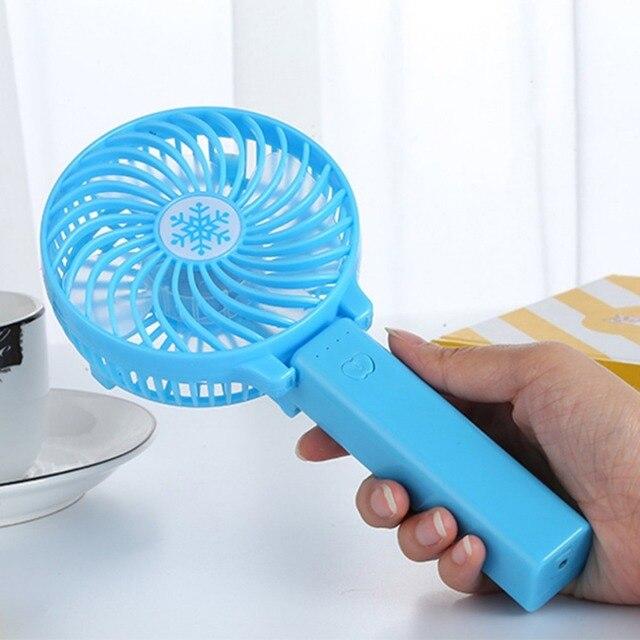 Mini Tragbare USB Fan Belüftung Faltbare Klimaanlage Fans Hand Lüfter Für Büro Hause Lüfter keine batterie