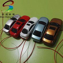 model light car 1/75 scale layout model car mini car