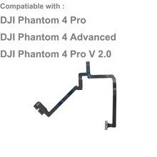 Gimbal แบนแบบยืดหยุ่น Flex RIBBON CABLE สำหรับ DJI Phantom 4 Pro/Adv/V2.0 ใหม่ REPLACEMENT Repair Part