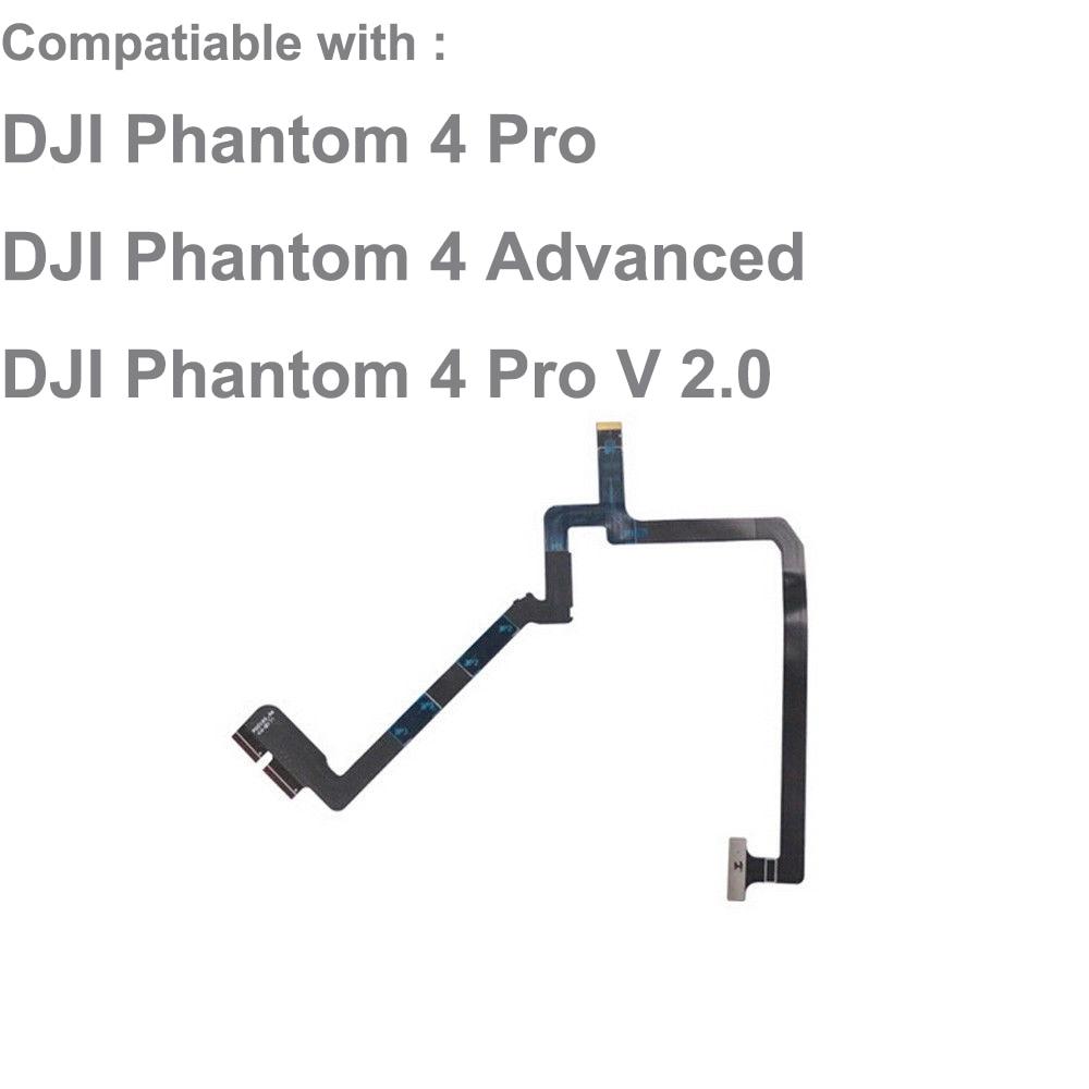 Original Gimbal Flexible Flat Flex Ribbon Cable For DJI Phantom 4 Pro / Adv / V2.0 New Replacement Repair Part(China)