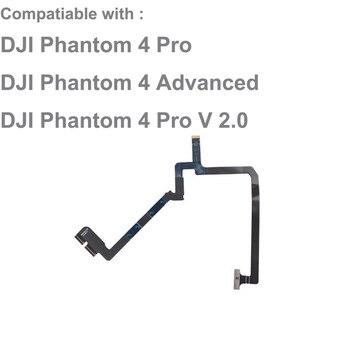 Original cardán plano Flexible Cable de cinta para DJI Phantom 4 Pro/Adv/V2.0 repuesto nuevo pieza de reparación