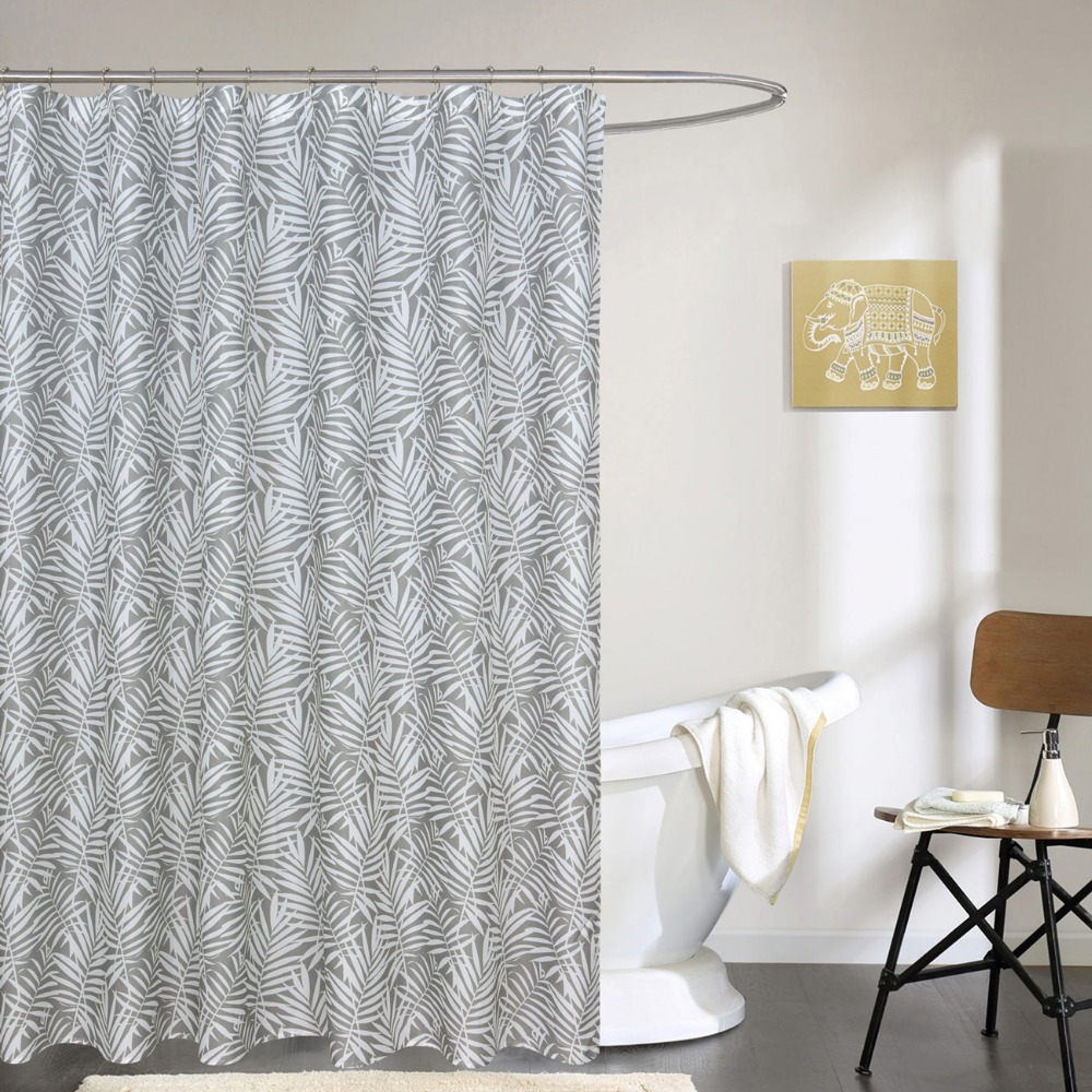Online Get Cheap Gray Shower Curtains Aliexpresscom Alibaba Group - Shower curtains for bathroom