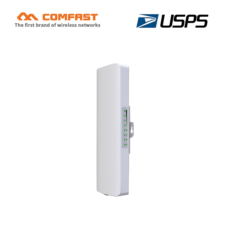 Comfast CF-E312A wireless CPE bridge Long Range transmission repeator 5.8G WIFI Signal Booster&Amplifier Outdoor wifi repeater 10pcs 5 40v to 1 2 35v 300w 9a dc dc buck step down converter dc dc power supply module adjustable voltage regulator led driver