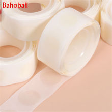 100points Balloons Glue Point Double-Sided Multi Use Fix Gum Air Balls Inflatable Toys For Birthday Party Wedding Decor Supplies(China)