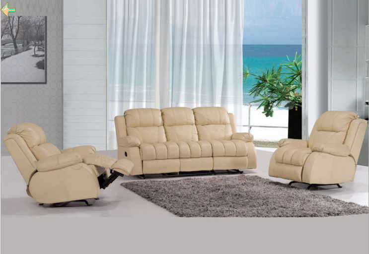 цена Living Room Sofa set corner sofa recliner electrical couch genuine leather sectional sofas muebles de sala moveis para casa