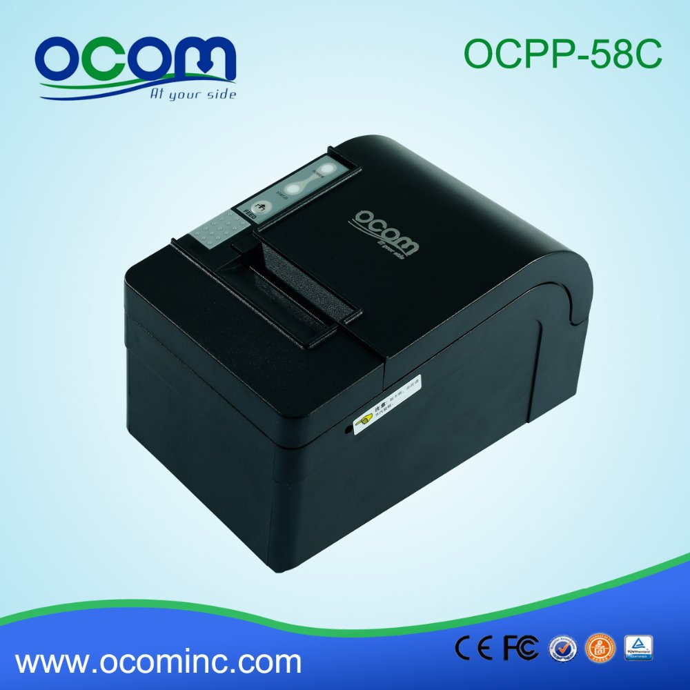 (RS232 Port) 58MM Thermal Bill Printer with Automatic Cutter (OCPP-58C)