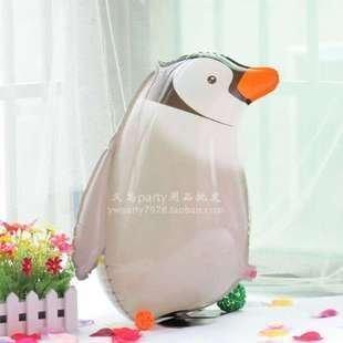 Free shipping 20pcs/lot/walking animal balloon/toy inflatable ball/ Helium balloons /penguin balloons wholesale