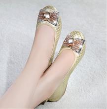 ขนาด34-40 2สีรองเท้าส้นสั้น4เซนติเมตรลิ่มรองเท้ารอบนิ้วเท้าเลดี้OLแฟชั่นรองเท้าBowtieจระเข้รองเท้าหนังแท้R021
