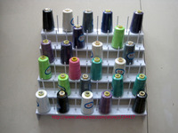 60 LARGE SPOOL & CONES THREAD STAND RACK EMBROIDERY SEWING QUILTING for juki pfaff yamato durkopp brother typical tajima