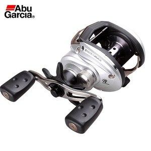 Image 3 - Abu Garcia SMAX3 appât coulée moulinet de pêche gauche droite 6.4:1 Max glisser 8KG haute vitesse Baitcasting bobine pour la pêche en eau salée