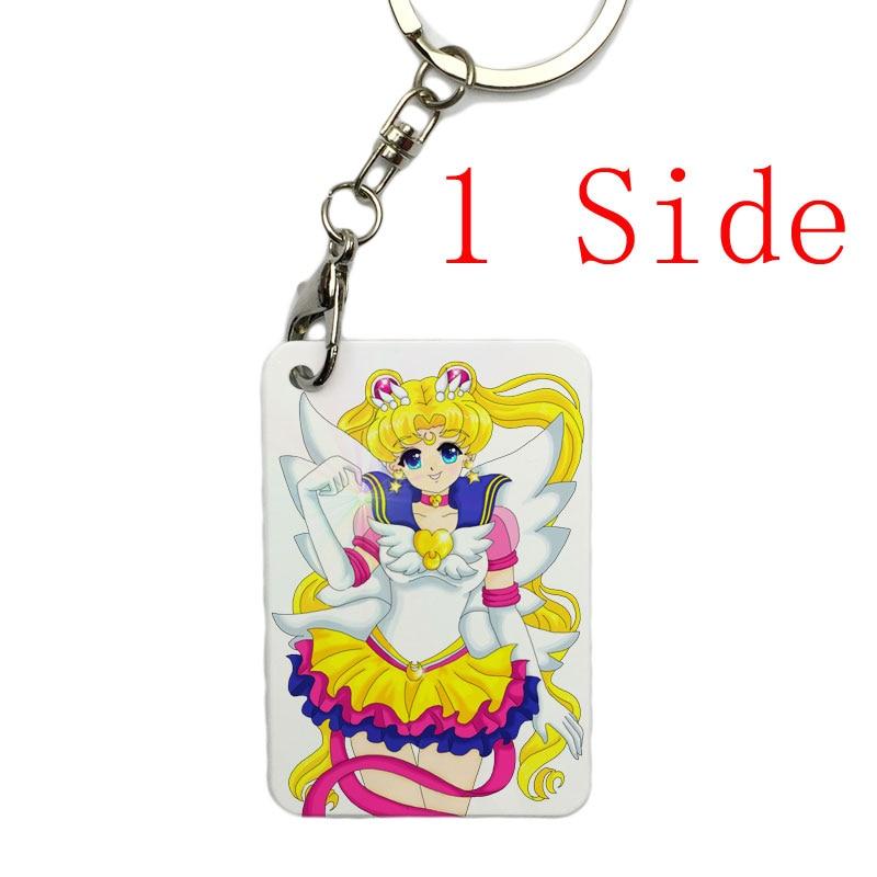 Sailor Moon Keychain For Men Sailor Moon Key Ring Chains