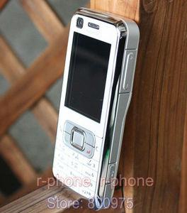 Image 3 - Original Nokia 6120 Classic Mobile Phone Unlocked 6120c Smartphone English Keyboard & One year warranty
